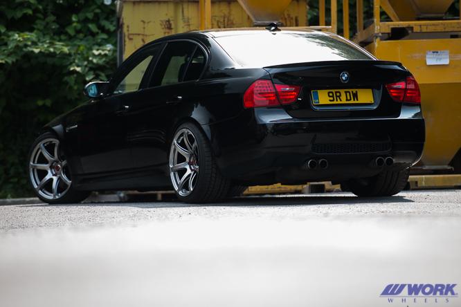 BMW E90 T7R