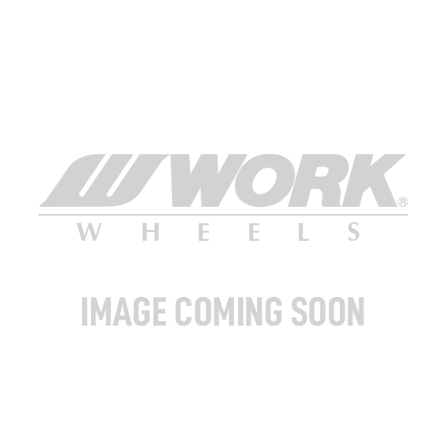 WORK Wheels Long Camo Stickers