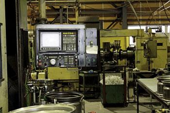 Work Wheels Factory